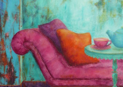 1reverie Indienne 73x54cm
